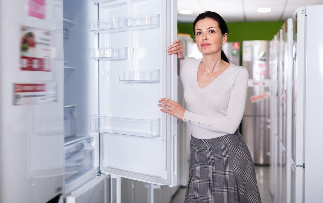 Wymiary lodówek