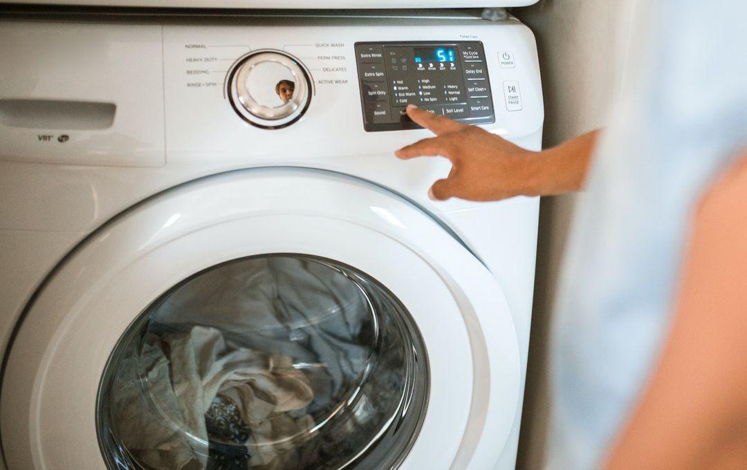 Ile wody zużywa pralka?