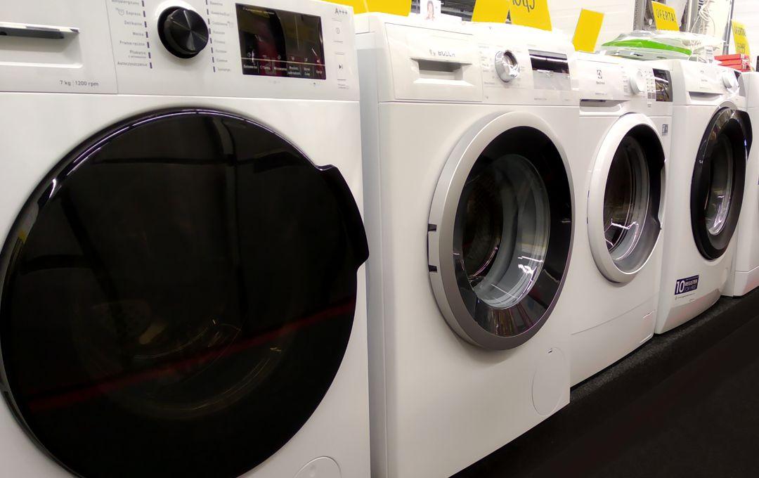 Najlepsze pralki w rankingu