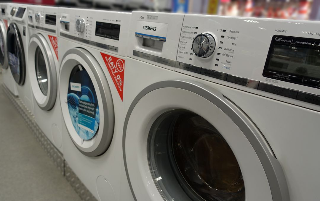 Waga pralki